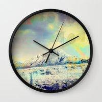 Road Trippin'  Wall Clock