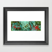 Sanctuary (Pt. 2) Framed Art Print