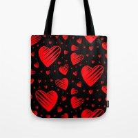 Love is Sketchy Tote Bag