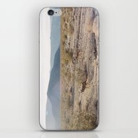 Panamint Valley Coyotes iPhone & iPod Skin
