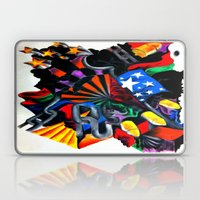 Old World Order Laptop & iPad Skin