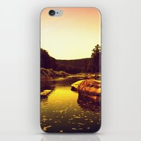 Let The Creek Take You A… iPhone & iPod Skin