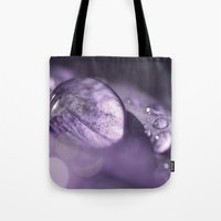 Mother Natures Spring-Jewels Tote Bag