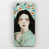 Eufemia iPhone & iPod Skin
