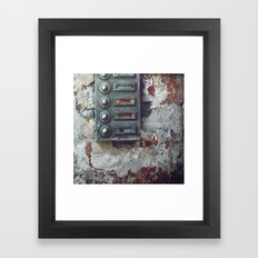 allo ? Framed Art Print