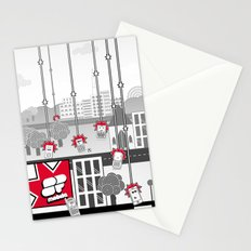SF Mobile World Stationery Cards