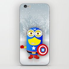 The Winter Soldier  iPhone & iPod Skin