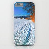 Hiking Through A Sunny W… iPhone 6 Slim Case