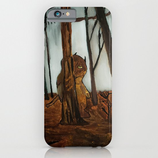 the wild unknown  iPhone & iPod Case