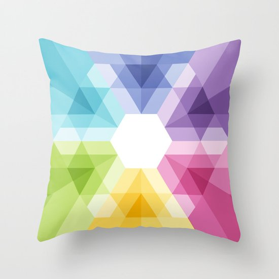 Fig. 021 Throw Pillow