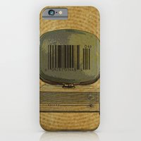 iPhone & iPod Case featuring Commercial Real Estate by New Scar Design