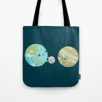 I'd Give You The Moon Tote Bag