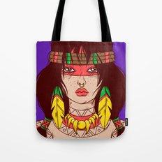 Dangerous Girls - Indian  Tote Bag