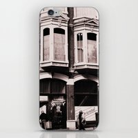 Victorian Street iPhone & iPod Skin