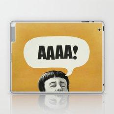 AAAA! (Golden) Laptop & iPad Skin