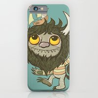 An Ode To Wild Things iPhone 6 Slim Case