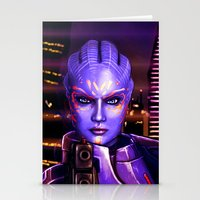 Mass Effect - For Love..… Stationery Cards