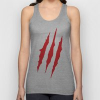 Claws Unisex Tank Top