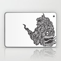 Hairy Smoke Bastard #1 Laptop & iPad Skin