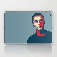 Dr. Sheldon Lee Cooper for president! Laptop & iPad Skin