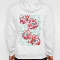 Poppies & Vines Hoody