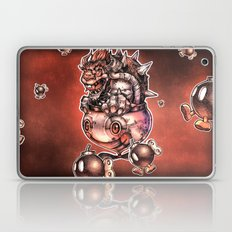 BOMBS AWAY BOWSER Laptop & iPad Skin