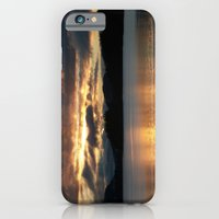iPhone & iPod Case featuring Light Up The Sky by Allison Baskett