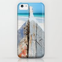 iPhone 5c Cases featuring CONTRAST by Catspaws