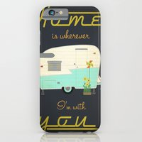 iPhone & iPod Case featuring Home by Yzabelle Wuthrich