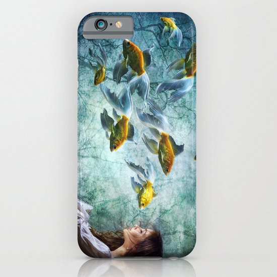 Ocean Deep Dreaming iPhone & iPod Case