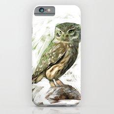Olive Owl iPhone 6 Slim Case