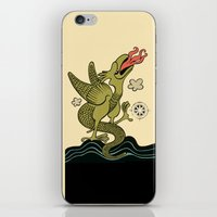BASILISCUS iPhone & iPod Skin