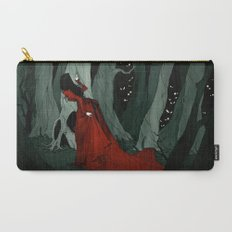 Snow White Lost in the Woods Carry-All Pouch