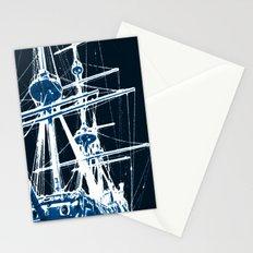 Light's storm Stationery Cards