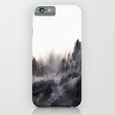 Watercolor abstract landscape 17 iPhone 6 Slim Case