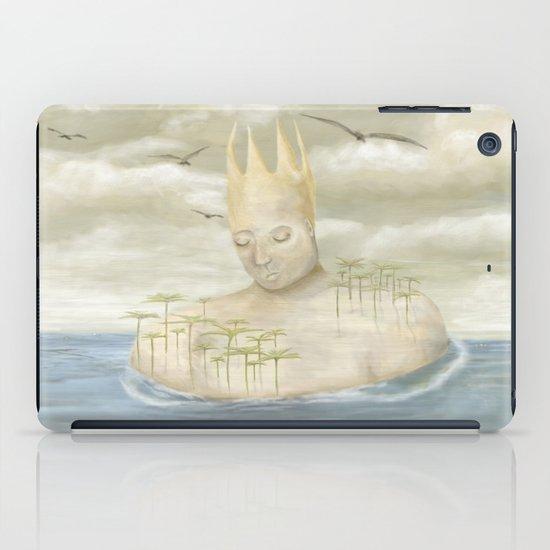 Island King iPad Case