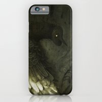 monster iPhone & iPod Cases featuring Monster by Jana Heidersdorf Illustration
