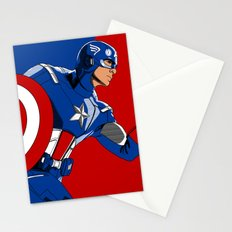Captain 'merica Stationery Cards