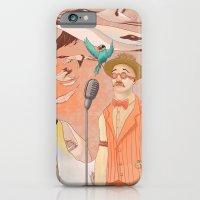Aviator Orange iPhone 6 Slim Case