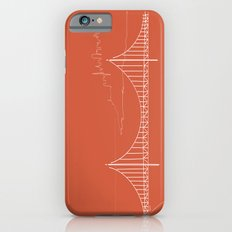 San Francisco by Friztin Slim Case iPhone 6s