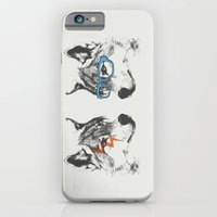 iPhone & iPod Case featuring Brothers by Zeke Tucker