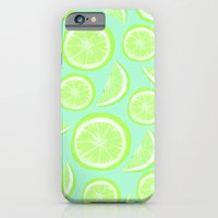 Simply Lime Mint iPhone 6 Slim Case