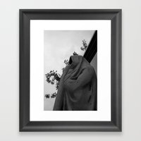Eternal Silence Framed Art Print