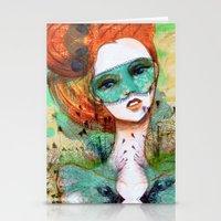 Vanity Verde Stationery Cards