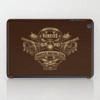 Hawkins Monster Hunting Club iPad Case