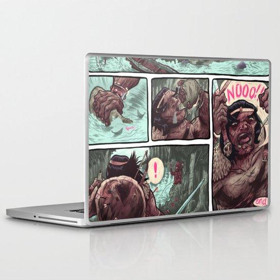 Conan Laptop & iPad Skin