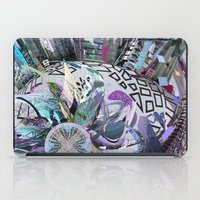 Manchester Whirl iPad Case