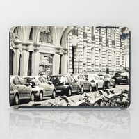 Parisian Street iPad Case