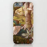 Of Mice And Owls iPhone 6 Slim Case