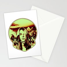 Enigmatic Stationery Cards